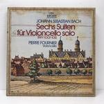 J.S.バッハ:無伴奏チェロ組曲全集