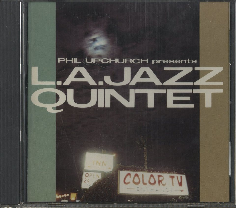 PHIL UPCHURCH PRESENTS L.A. JAZZ QUINTET PHIL UPCHURCH 画像