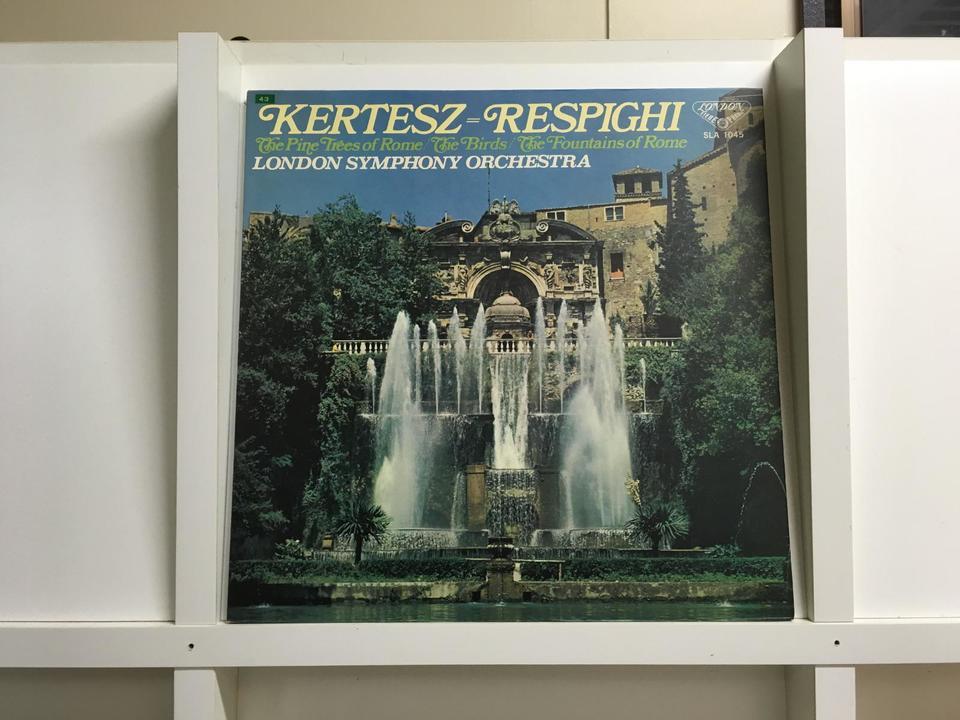 イシュトヴァン・ケルテス5枚セット  画像