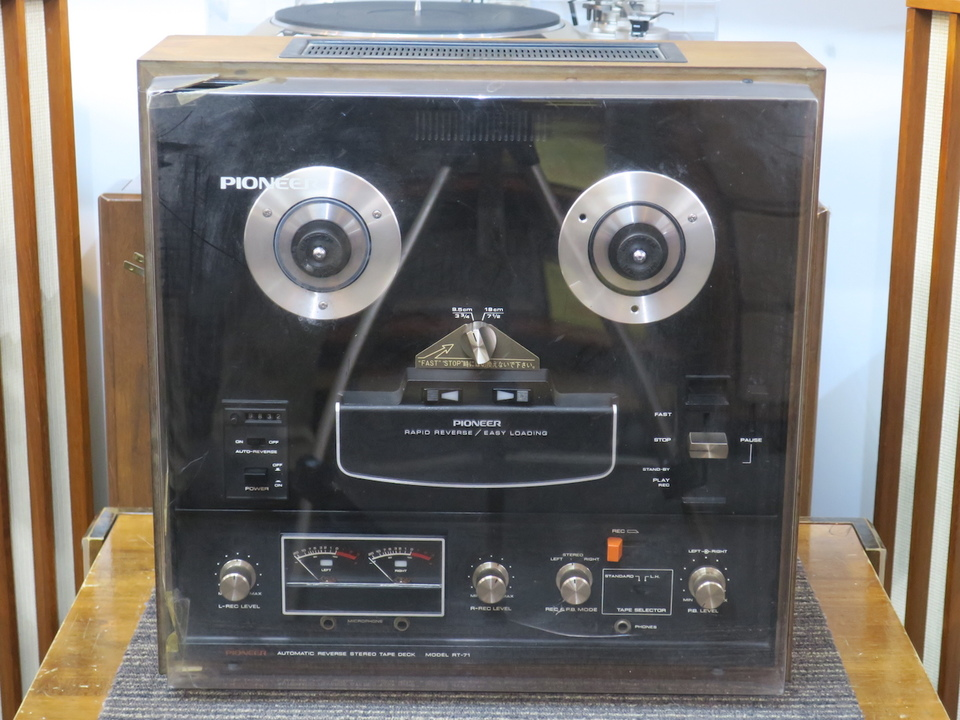 RT-71 PIONEER 画像
