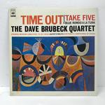 TIME OUT/DAVE BRUBECK