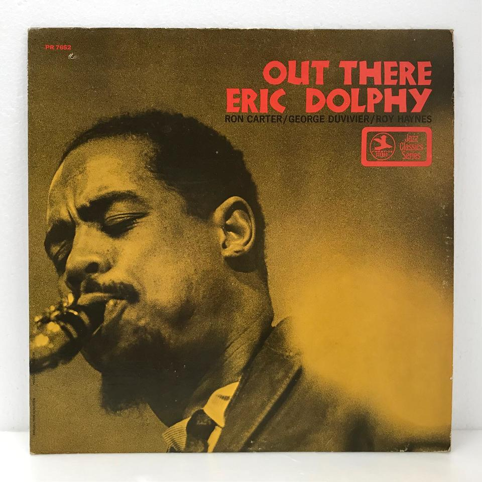 OUT THERE/ERIC DOLPHY ERIC DOLPHY 画像