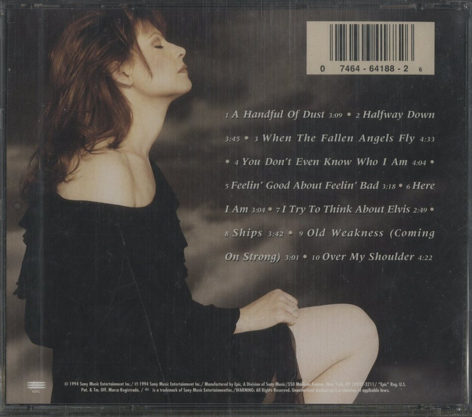 WHEN FALLEN ANGELS FLY/PATTY LOVELESS PATTY LOVELESS 画像