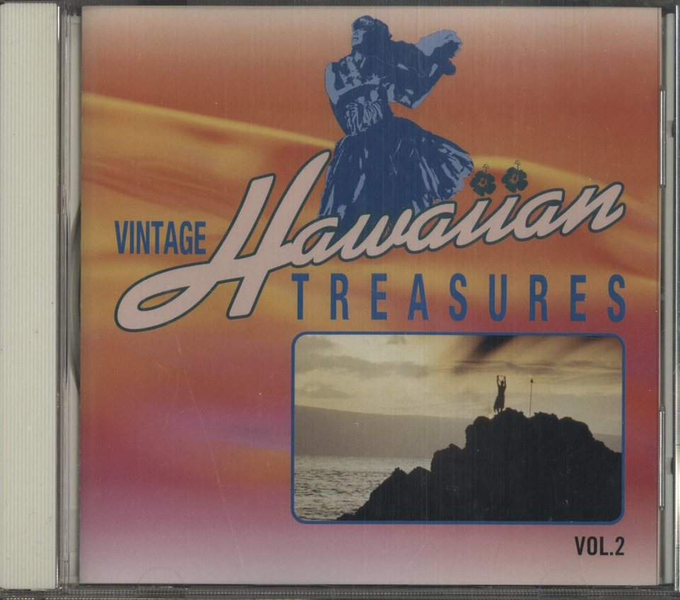 VINTAGE HAWAIIAN TREASURES VOL.2 V.A. 画像