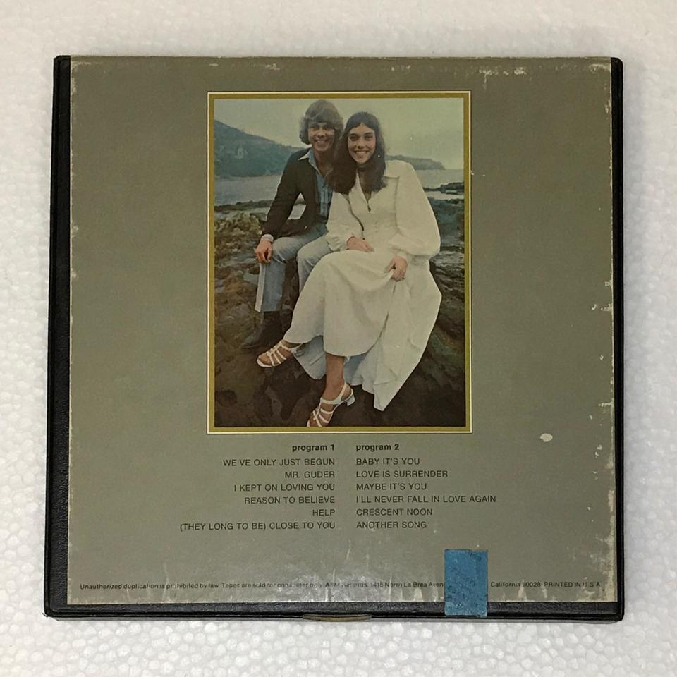 CLOSE TO YOU/CARPENTERS CARPENTERS 画像