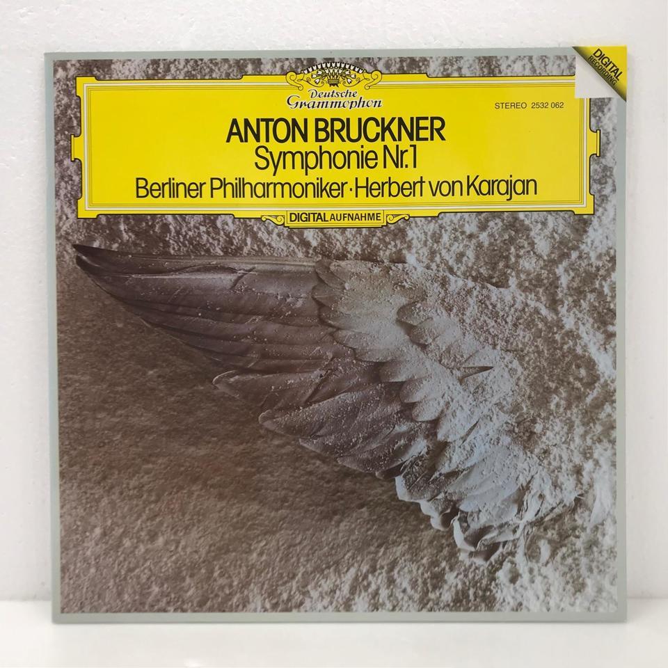 ブルックナー:交響曲第1番 ブルックナー 画像