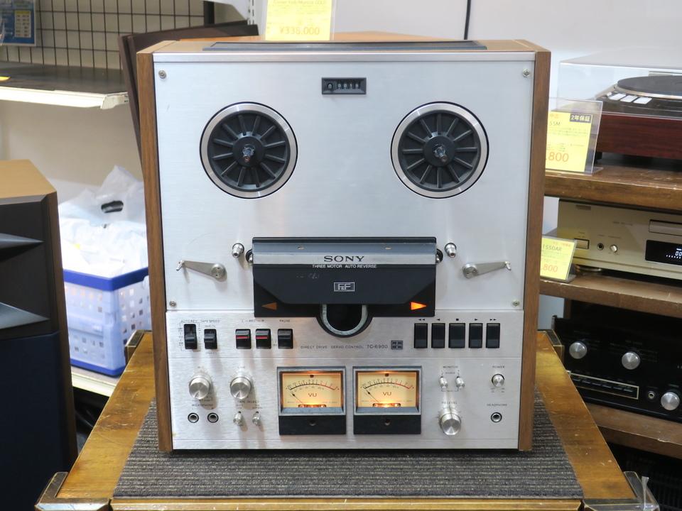 TC-6900 SONY 画像