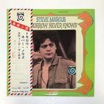 TOMORROW NEVER KNOWS/STEVE MARCUS