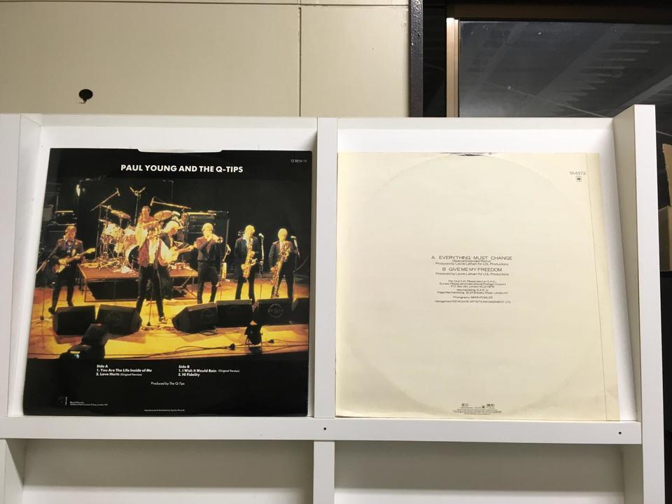 ポール・ヤング5枚セット ポール・ヤング 画像