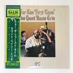 FOR THE FIRST TIME/COUNT BASIE