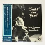 SATCH AND JOSH/OSCAR PETERSON & COUNT BASIE