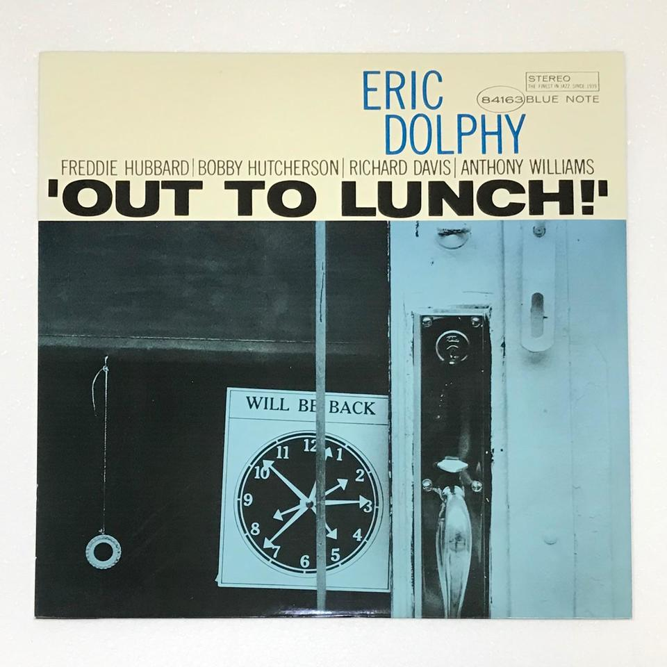 OUT TO LUNCH!/ERIC DOLPHY ERIC DOLPHY 画像