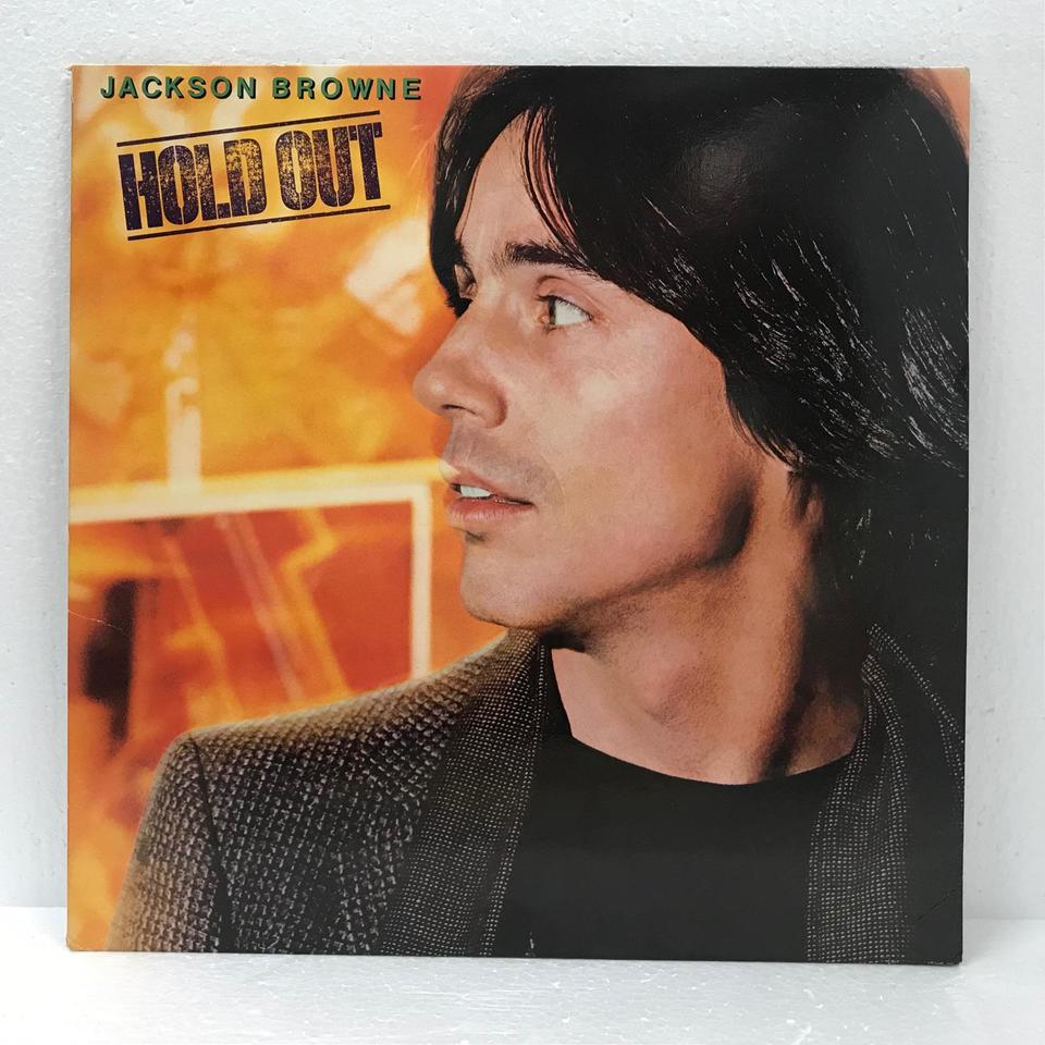 HOLD OUT/JACKSON BROWNE JACKSON BROWNE 画像