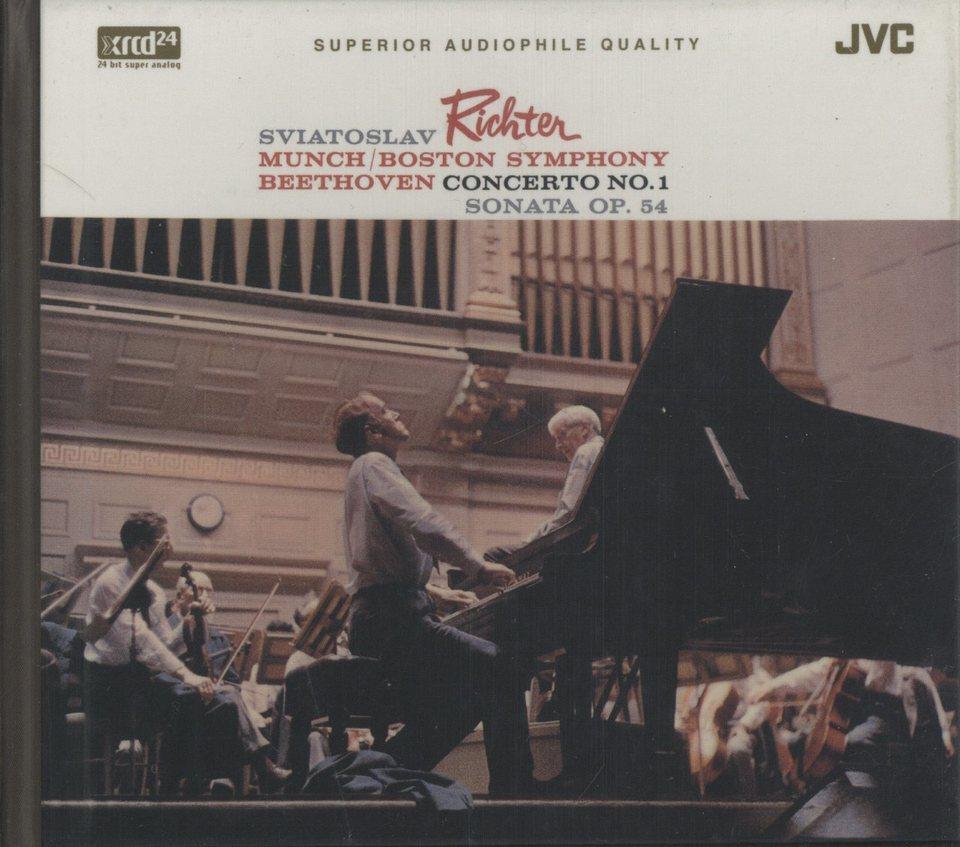 ベートーヴェン:ピアノ協奏曲第1番、ピアノ・ソナタ第22番 ベートーヴェン 画像