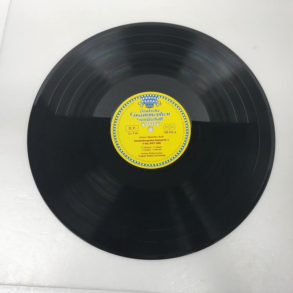 J.S.バッハ:ブランデンブルク協奏曲、序曲 J.S.バッハ 画像