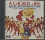 A CHORUS LINE BROADWAY FAVORITES