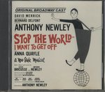 STOP THE WORLD - I WANT TO GET OFF / ORIGINAL BROADWAY CAST