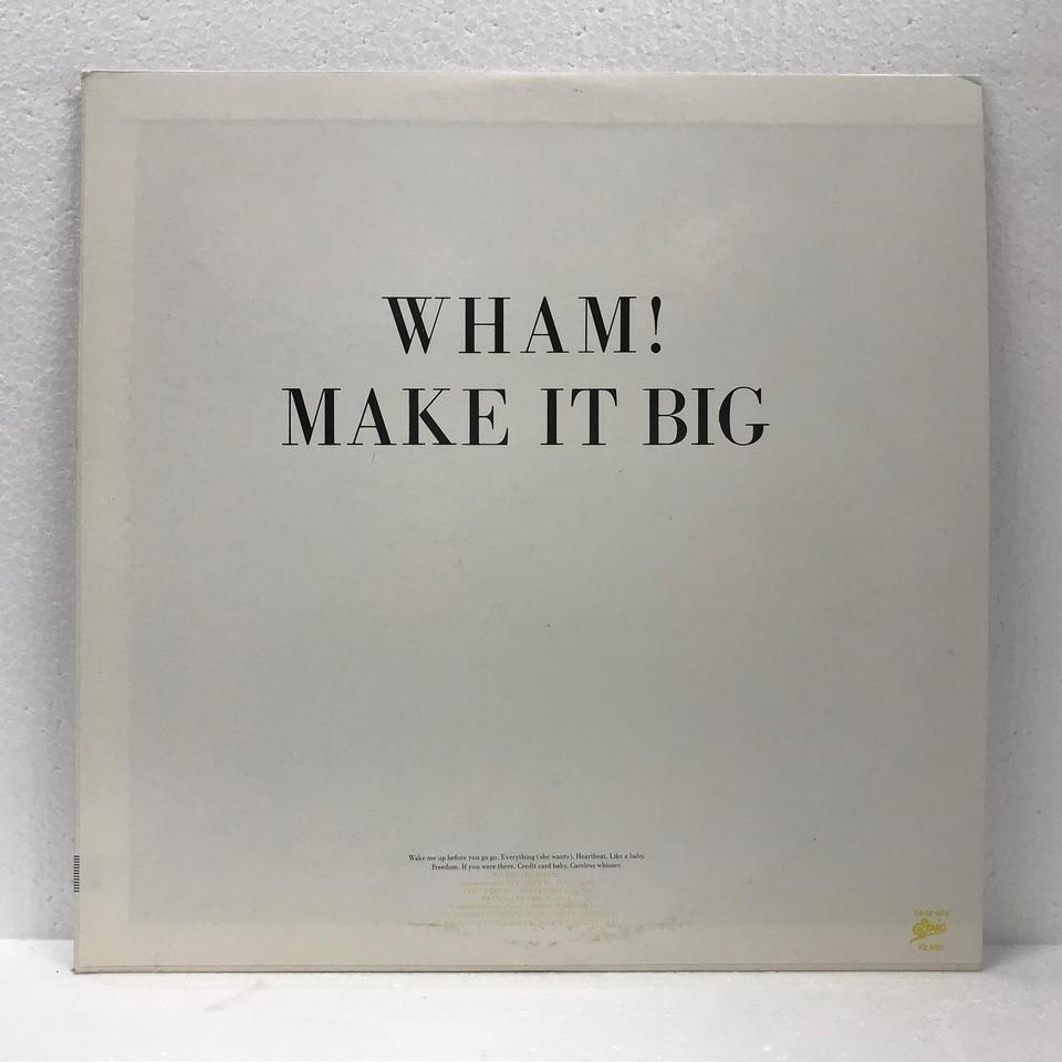 MAKE IT BIG/WHAM! WHAM! 画像