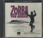 ZORBA THE GREEK ORIGINAL SOUNDTRACK ALBUM