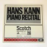 ハンス・カン・ピアノ・リサイタル