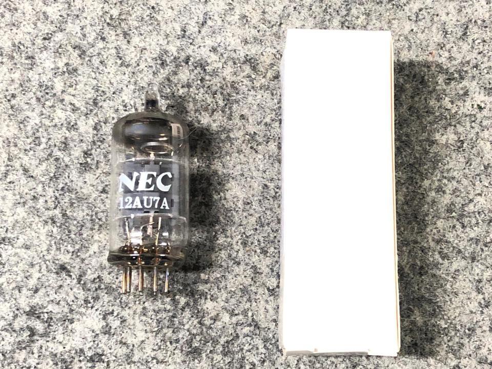 12AU7A NEC 画像
