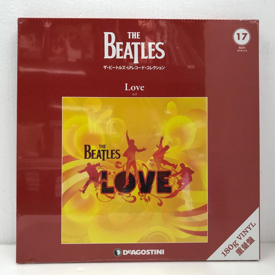 【未開封】LOVE/THE BEATLES  THE BEATLES  画像