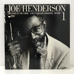 THE STATE OF THE TENOR LIVE AT THE VILLAGE VANGUARD VOL.1/JOE HENDERSON