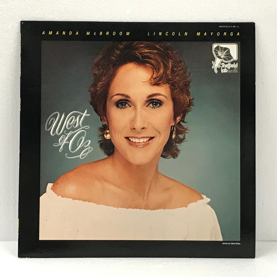 WEST OF OZ/AMANDA McBROOM,LINCOLN MAYORGA AMANDA McBROOM 画像