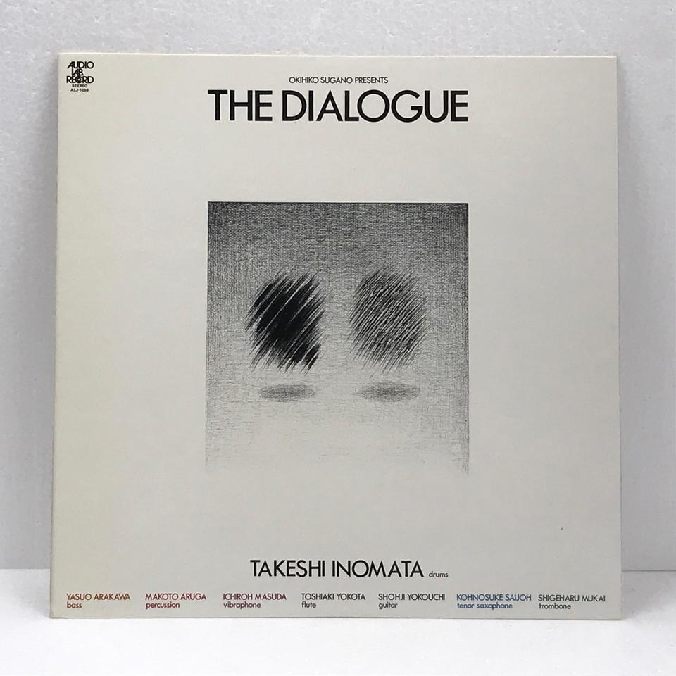 THE DIALOGUE/TAKESHI INOMATA 猪俣猛 画像