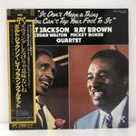 IT DON'T MEAN A THING.../MILT JACKSON
