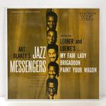 THE JAZZ MESSENGERS PLAY LENER AND LOEWE