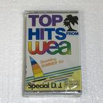 【未開封】TOP HITS FROM WEA -SPARKLING SUMMER '83