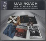 EIGHT CLASSIC ALBUMS/MAX ROACH