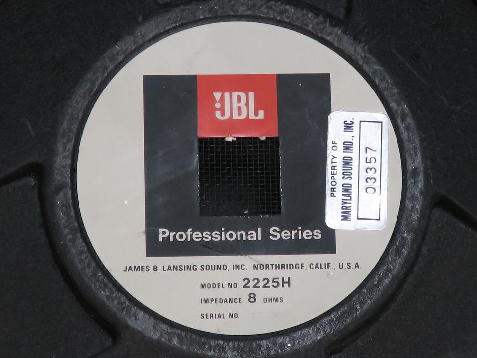 2225H JBL 画像