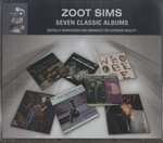 SEVEN CLASSIC ALBUMS/ZOOT SIMS
