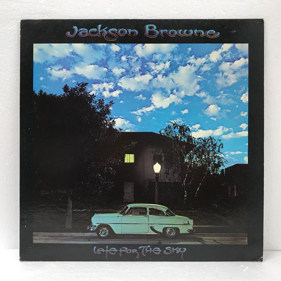LATE FOR THE SKY/JACKSON BROWNE JACKSON BROWNE 画像