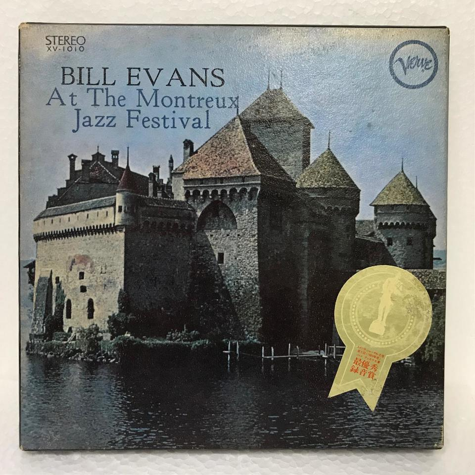 AT THE MONTREUX JAZZ FESTIVAL/BILL EVANS BILL EVANS 画像