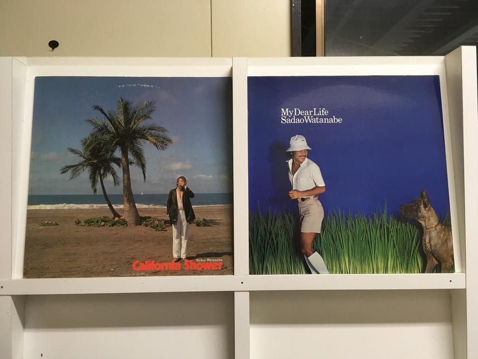 渡辺貞夫5枚セット  画像