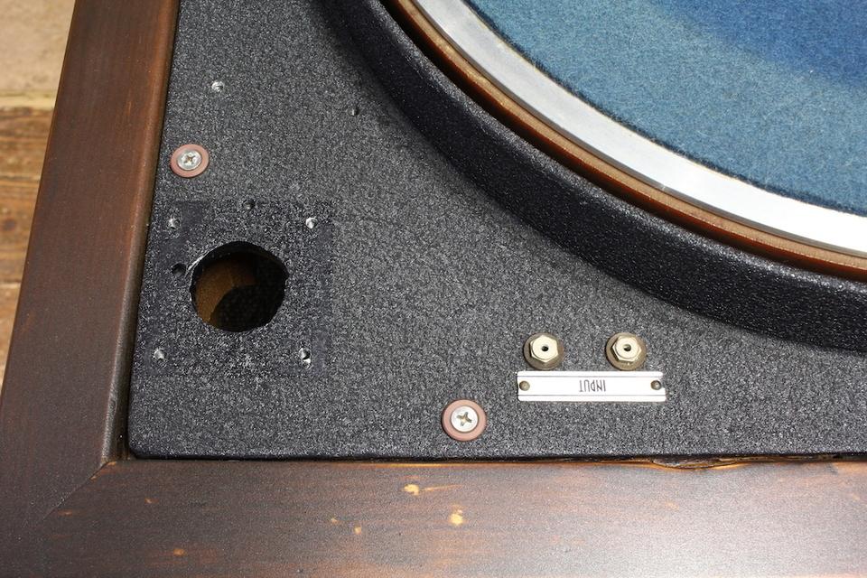 40cmターンテーブル PRESTO 画像