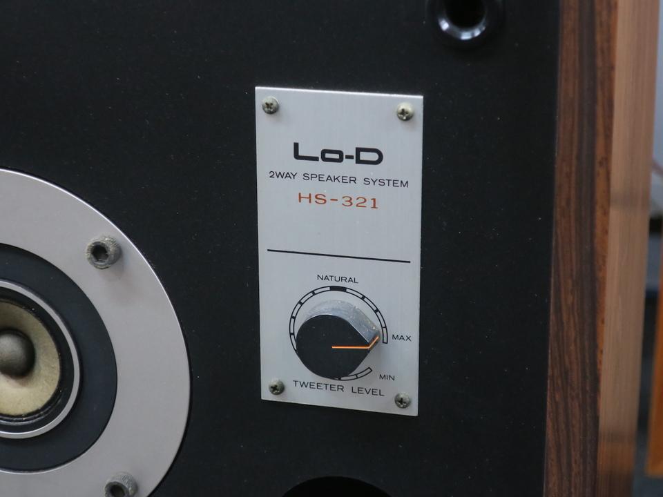 HS-321 Lo-D 画像