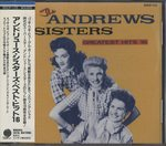 THE ANDREWS SISTERS GREATEST HITS 16