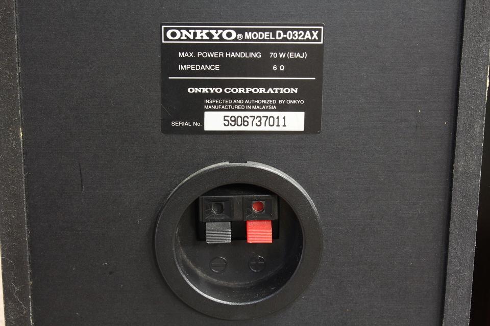 D-032AX ONKYO 画像