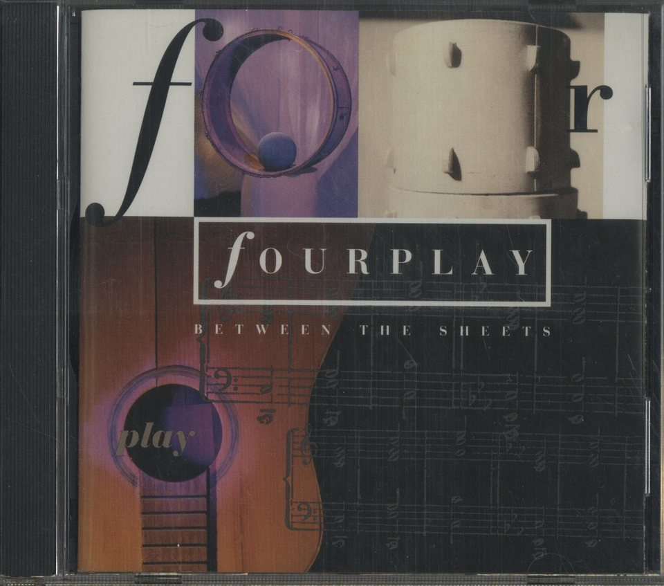 BETWEEN THE SHEETS/FOURPLAY FOURPLAY 画像