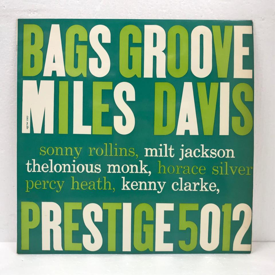 BAGS' GROOVE/MILES DAVIS MILES DAVIS - 中古オーディオ 高価買取・販売 ハイファイ堂