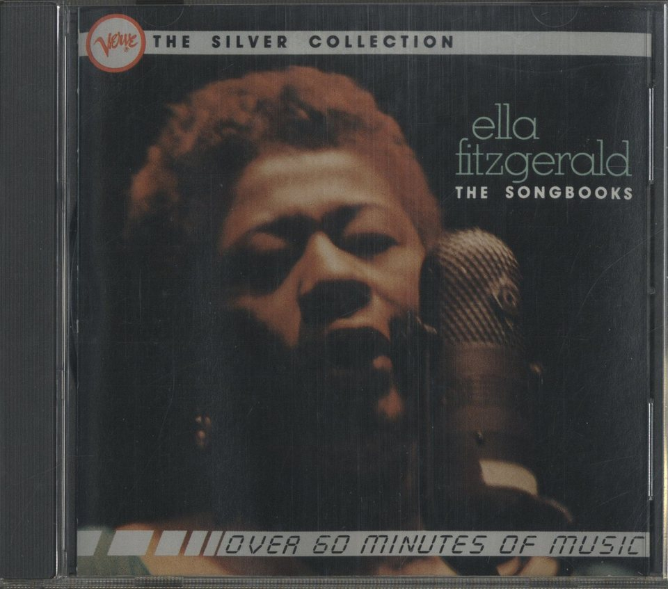 THE SONG BOOKS/ELLA FITZGERALD ELLA FITZGERALD 画像