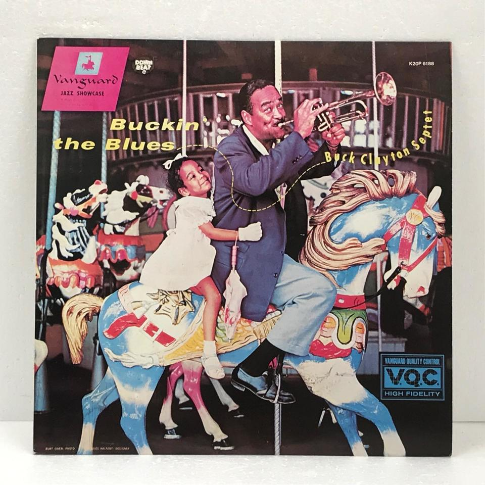 BUCKIN' THE BLUES/BUCK CLAYTON BUCK CLAYTON 画像