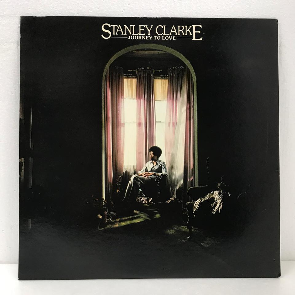JOURNEY TO LOVE/STANLEY CLARK STANLEY CLARK 画像