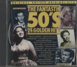 THE FANTASTIC 50'S 24 GOLDEN HITS