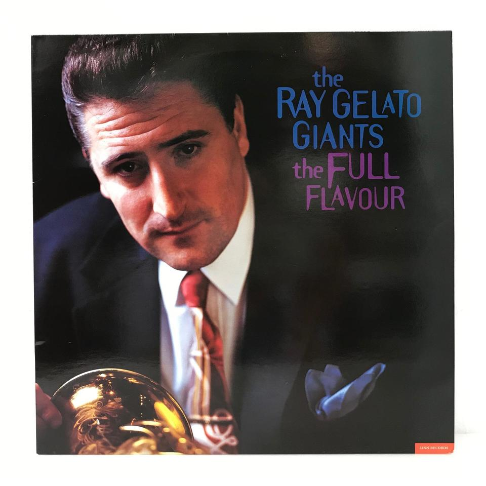THE FULL FLAVOUR/THE RAY GELATO GIANTS RAY GELATO 画像
