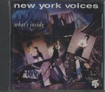 WHAT'S INSIDE/NEW YORK VOICES